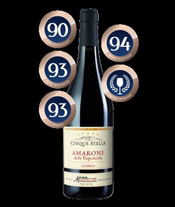 Castellani Michele Cinque Stelle by Allegro Fine Wines