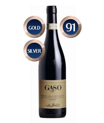 San Rustico Gaso Amarone distributed by Allegro Fine Wines